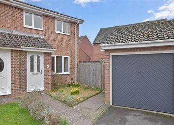 Thumbnail 3 bedroom end terrace house for sale in Cowley Close, Southampton, Hampshire