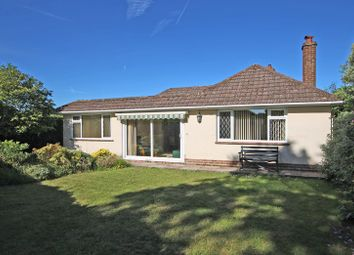 Thumbnail 3 bed detached bungalow for sale in Becton Lane, Barton On Sea, New Milton