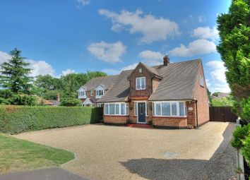 Thumbnail 3 bed detached house for sale in Norwich Road, Attleborough