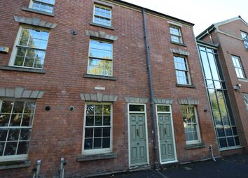 Thumbnail 2 bed town house to rent in Bridge Street, Derby