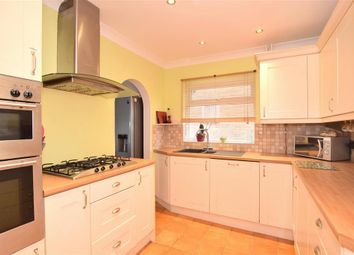 Thumbnail 4 bed semi-detached house for sale in Downs Valley Road, Woodingdean, Brighton, East Sussex