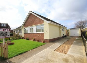Town Close, Stogursey, Bridgwater TA5. 2 bed semi-detached bungalow