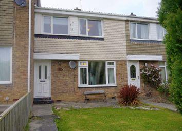 Thumbnail 3 bedroom terraced house for sale in Monkside, Cramlington