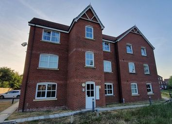 Thumbnail 2 bed flat for sale in Lancaster Way, Brough