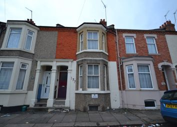 Thumbnail 3 bed terraced house for sale in Lutterworth Road, Abington, Northampton