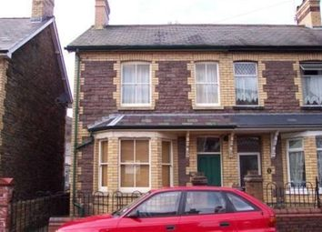 Thumbnail 3 bed property to rent in Park Place, Risca, Newport