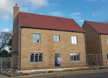 Thumbnail 5 bedroom detached house for sale in Lincoln Road, Glinton, Peterborough