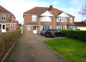 Thumbnail 4 bed semi-detached house for sale in Broad Lane, Coventry