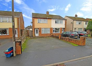 Thumbnail 3 bed semi-detached house for sale in Pendre, Builth Wells, Powys