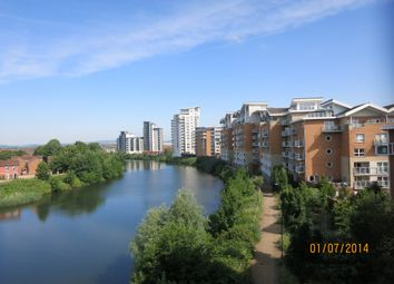 Thumbnail 2 bedroom flat to rent in Florence House, Judkin Court, Century Wharf, Cardiff.