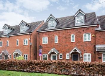 Thumbnail 3 bed end terrace house for sale in Forge Close, Churchbridge, Cannock