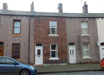 Thumbnail 2 bed terraced house for sale in 22 Morton Street, Carlisle, Cumbria