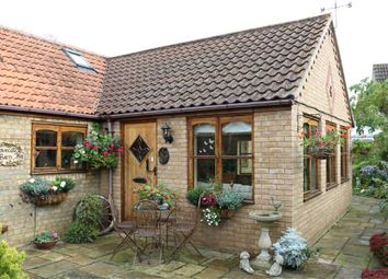 Thumbnail 2 bed detached bungalow for sale in 3A St Pegas Road, Peakirk, Peterborough, Cambridgeshire