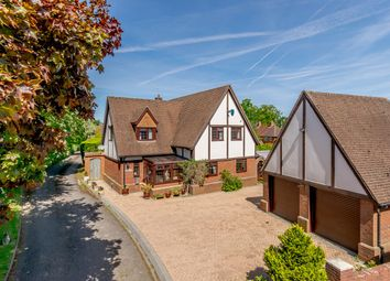 Thumbnail 4 bed detached house for sale in The Sydings, Speen, Newbury