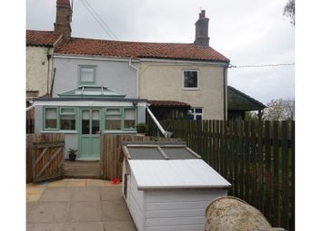 Thumbnail 2 bed terraced house for sale in West Head Road, King's Lynn