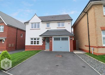 Thumbnail 4 bed detached house for sale in Avoncliffe Road, Worsley, Manchester