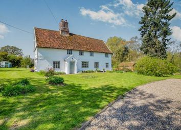 Thumbnail 5 bedroom detached house for sale in Walpole, Halesworth, .