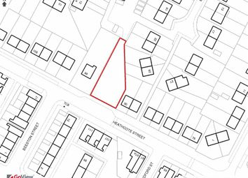 Thumbnail Land for sale in Heathcote Street, Stoke-On-Trent, Staffordshire