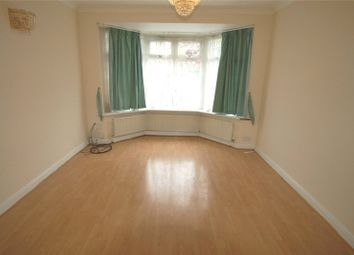 Thumbnail 3 bed terraced house to rent in Manor Farm Road, Wembley