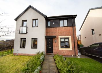 Thumbnail 4 bedroom detached house for sale in Rhodfa Lewis, Old St. Mellons, Cardiff