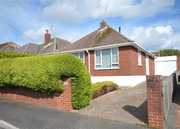 Thumbnail 2 bed detached bungalow for sale in Elmfield Crescent, Exmouth, Devon