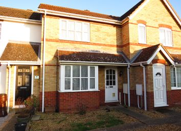 Thumbnail 2 bed terraced house for sale in Mayfly Close, Chatteris