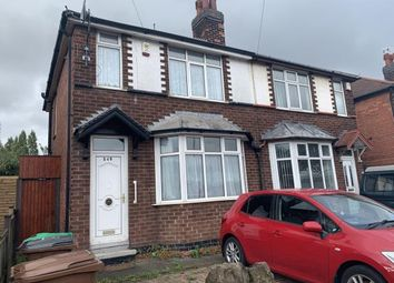 2 bed semi-detached house for sale in Alfreton Road, Bobbers Mill, Nottingham, Nottinghamshire NG7