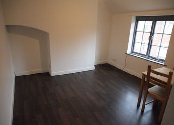 Thumbnail 1 bed flat to rent in Leicester Road, Narborough, Leicestershire