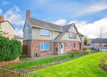 Thumbnail 3 bed semi-detached house for sale in Fir Road, Kettering