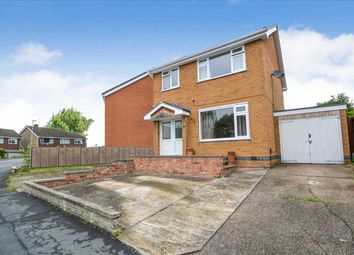 Thumbnail 3 bed detached house for sale in Crossdale Drive, Keyworth, Nottingham