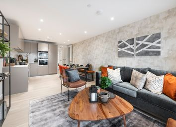Thumbnail 2 bedroom flat for sale in 37 - 47 Wharf Road, Islington, London