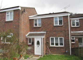 Thumbnail 3 bed terraced house for sale in Campion Close, Waterlooville