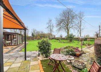 Thumbnail 3 bed detached bungalow for sale in Old Hall Park, Seething, Norwich, Norfolk