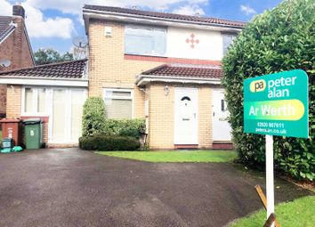 2 bed semi-detached house for sale in Meadow Way, Caerphilly CF83