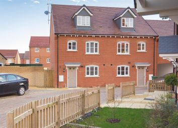 Thumbnail 4 bedroom semi-detached house for sale in Midshires Business Park, Smeaton Close, Aylesbury