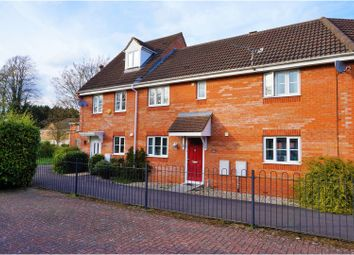 Thumbnail 3 bed terraced house for sale in Hatch Road Stratton St Margaret, Swindon
