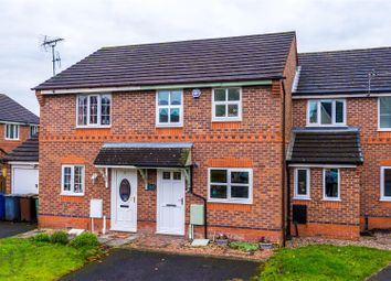Thumbnail 2 bed town house for sale in Fallowfield Way, Atherton, Manchester