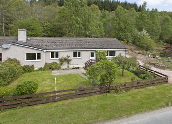 Thumbnail 4 bed bungalow for sale in Strath Tummel, Pitlochry