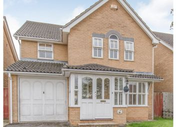 Thumbnail 4 bed detached house for sale in Grizedale Close, Rochester