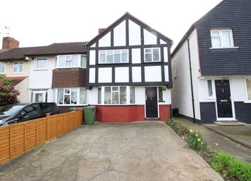 Thumbnail 3 bed end terrace house for sale in Merrilands Road, Worcester Park, Surrey