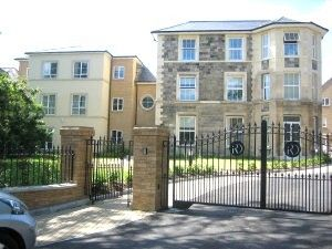 Thumbnail 2 bed flat to rent in Sloane Court, The Grove / Isleworth