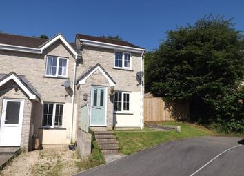Thumbnail 2 bed end terrace house for sale in Tavistock, Devon