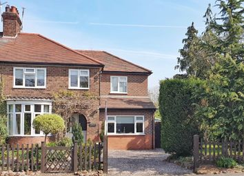 Thumbnail 4 bed semi-detached house for sale in Malpas Road, Tilston