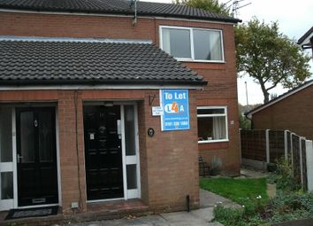 Thumbnail 2 bed flat to rent in Birchall Green, Stockport