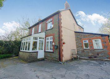 Thumbnail 3 bed detached house for sale in Haul Y Mynydd, Graigwen, Pontypridd