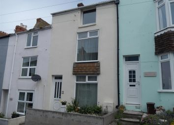 Thumbnail 4 bed terraced house for sale in Albert Terrace, Portland