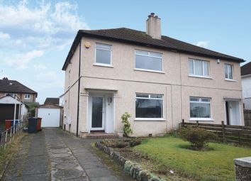 Thumbnail 3 bed semi-detached house for sale in 93 Canniesburn Road, Bearsden, Glasgow
