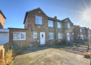 Thumbnail 2 bed semi-detached house for sale in Buteland Road, Denton Burn, Newcastle Upon Tyne