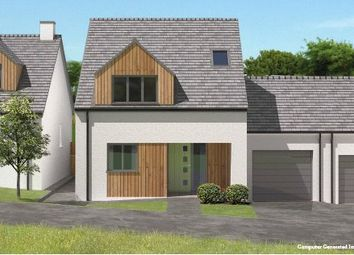 Thumbnail 3 bed link-detached house for sale in Ocean Heights, Porthtowan, Truro, Cornwall