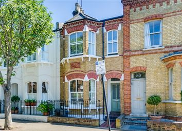 Thumbnail 3 bed terraced house for sale in Tennyson Street, Battersea, London